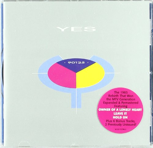 Yes Changes cover art