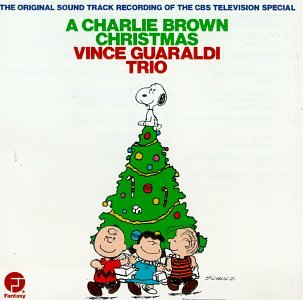 Vince Guaraldi Hark! The Herald Angels Sing cover art