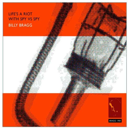 Billy Bragg A New England cover art