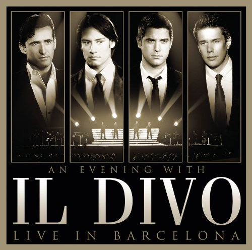Il Divo Nights In White Satin (Notte Di Luce) cover art