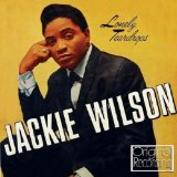 Lonely Teardrops sheet music by Jackie Wilson
