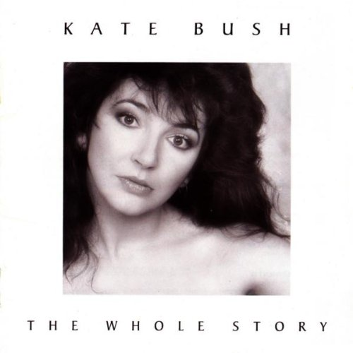Kate Bush The Man With The Child In His Eyes cover art