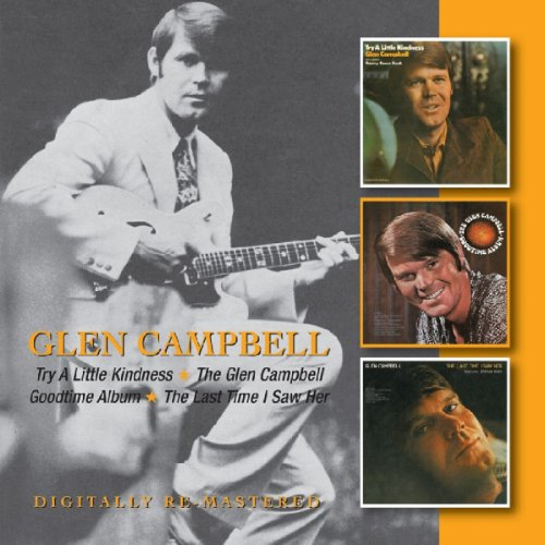 Glen Campbell Dream Baby (How Long Must I Dream) cover art