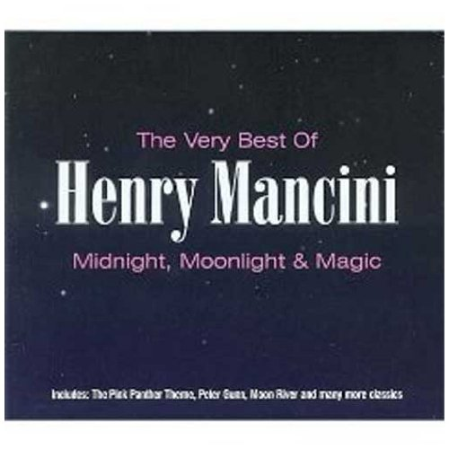 Henry Mancini Darling Lili cover art