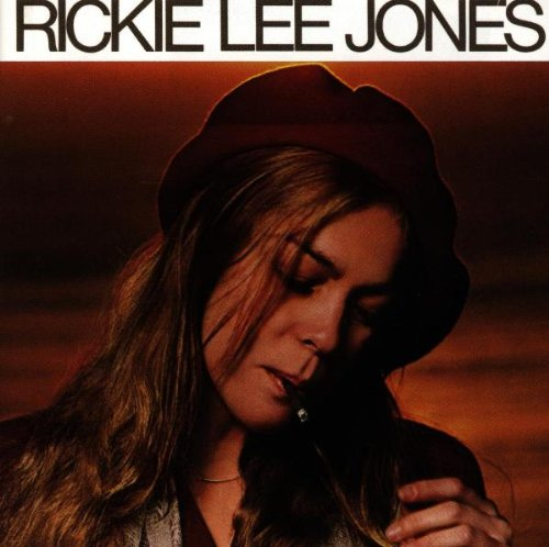 Rickie Lee Jones Weasel And The White Boys Cool cover art