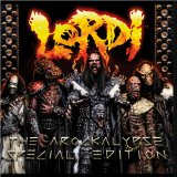 Hard Rock Hallelujah sheet music by Lordi