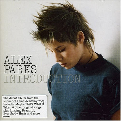 Alex Parks Cry cover art