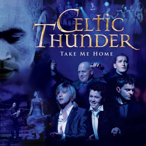 Celtic Thunder You Raise Me Up cover art