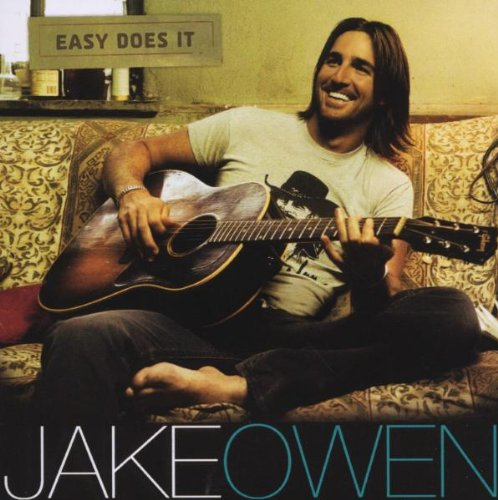 Jake Owen Don't Think I Can't Love You cover art
