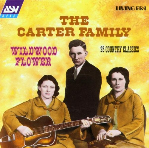The Carter Family Jimmie Brown The Newsboy cover art