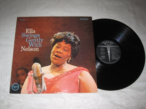Ella Fitzgerald It's A Pity To Say Goodnight cover art