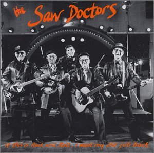 The Saw Doctors I Useta Lover cover art