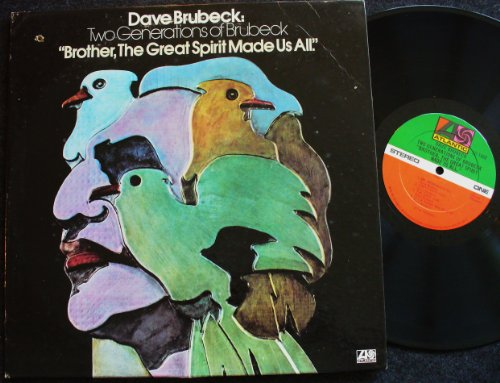 Dave Brubeck The Duke cover art