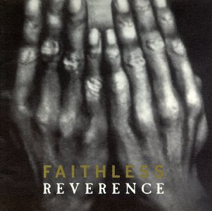 Faithless Don't Leave cover art