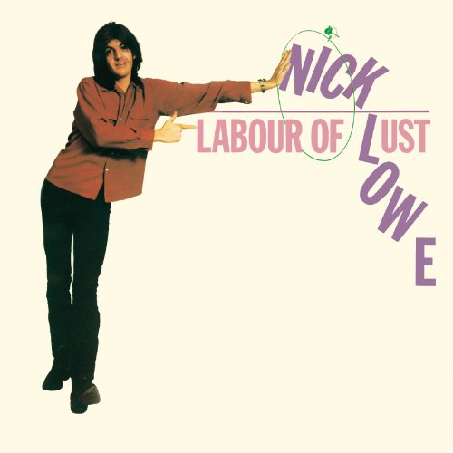 Nick Lowe Cruel To Be Kind cover art
