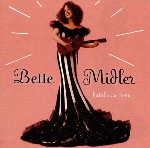 Bette Midler Ukulele Lady cover art