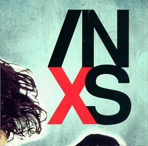 INXS Suicide Blonde cover art