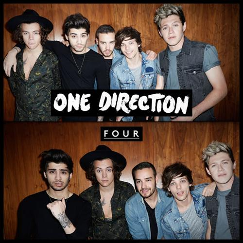 One Direction Where Do Broken Hearts Go cover art