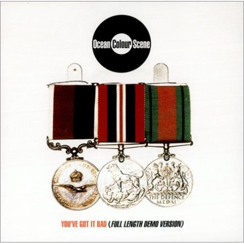 Ocean Colour Scene I Wanna Stay Alive With You cover art