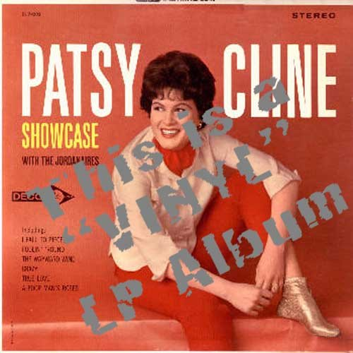 Patsy Cline I Fall To Pieces cover art
