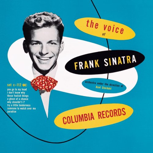 Frank Sinatra I Don't Know Why (I Just Do) cover art
