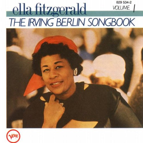 Ella Fitzgerald I'm Putting All My Eggs In One Basket cover art
