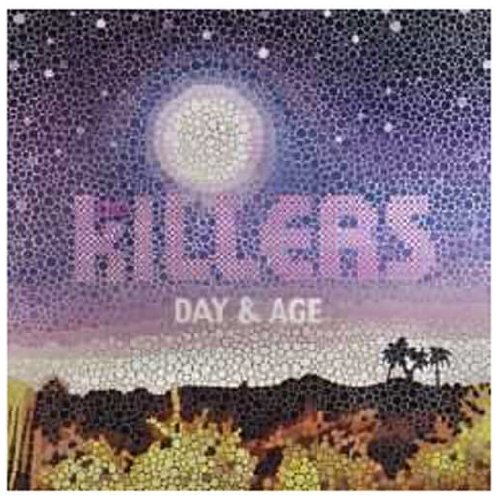 The Killers Human cover art
