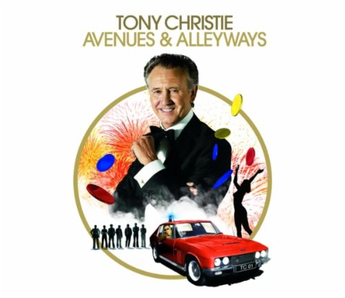 Tony Christie Avenues & Alleyways cover art