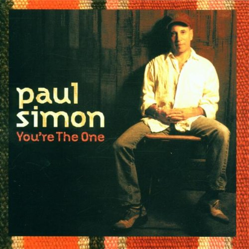 Paul Simon You're The One cover art