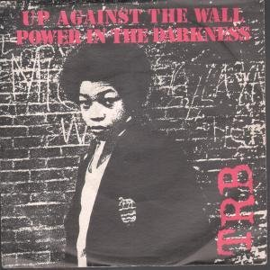 The Tom Robinson Band Up Against The Wall cover art