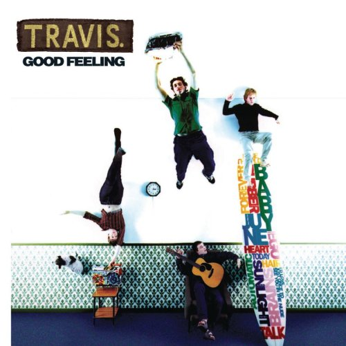 Travis The Line Is Fine cover art