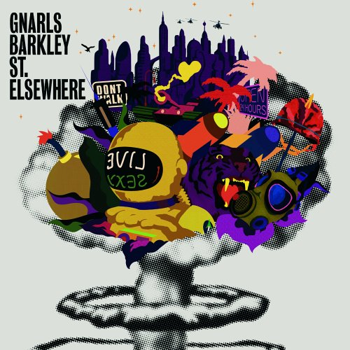 Gnarls Barkley Go-Go Gadget Gospel cover art
