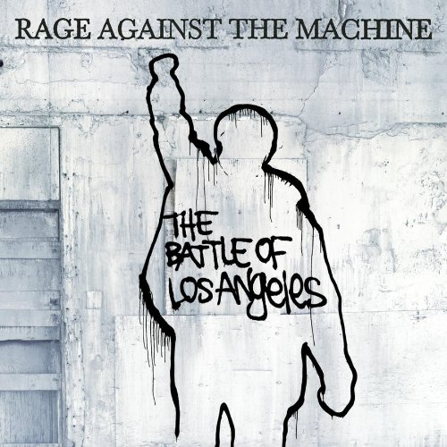 Rage Against The Machine Calm Like A Bomb cover art