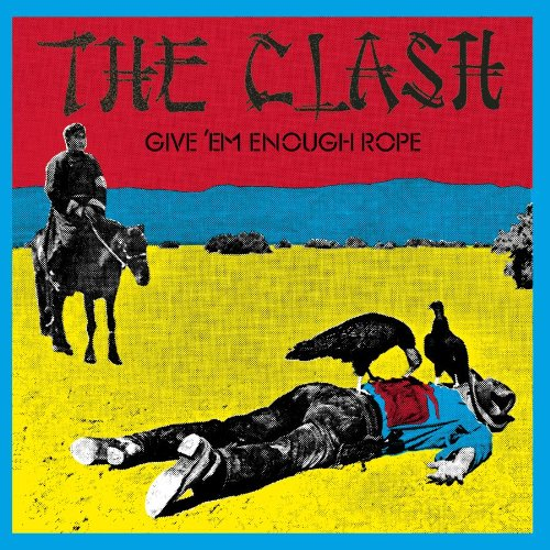 The Clash Julie's Been Working For The Drug Squad cover art