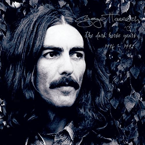 George Harrison Dark Horse cover art