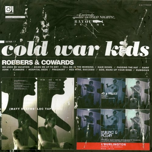 Cold War Kids Hang Me Up To Dry cover art