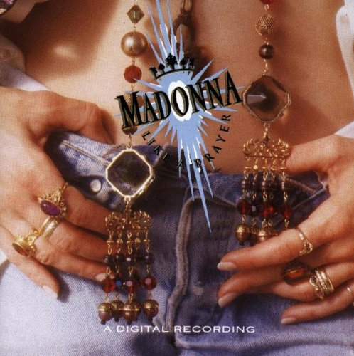 Madonna Act Of Contrition cover art