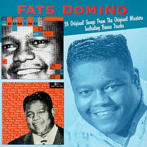 Fats Domino Blueberry Hill cover art