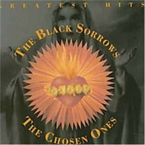 The Black Sorrows Harley And Rose cover art
