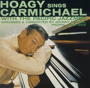 Hoagy Carmichael Georgia On My Mind cover art