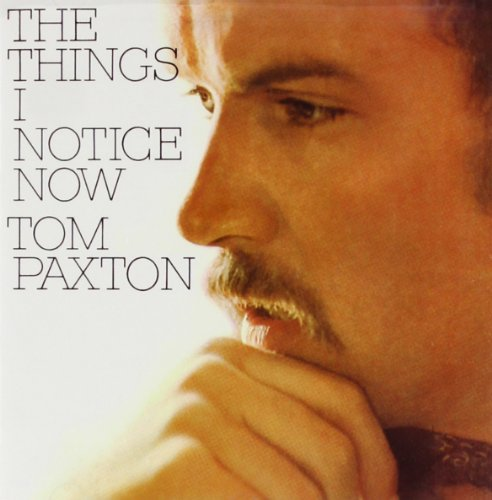 Tom Paxton I Give You The Morning cover art
