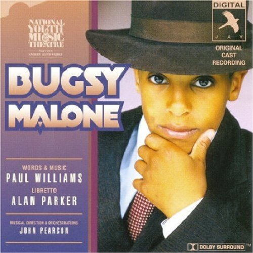 Paul Williams My Name Is Tallulah (from Bugsy Malone) cover art