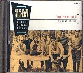 Herb Alpert & The Tijuana Brass The Lonely Bull cover art