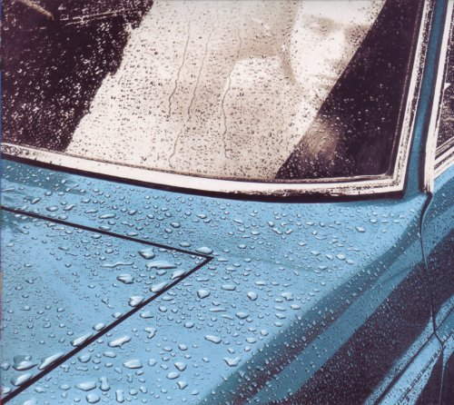 Peter Gabriel Here Comes The Flood cover art