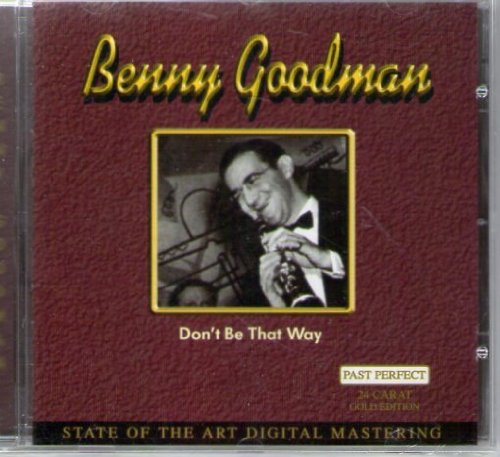 Benny Goodman Stars Fell On Alabama cover art