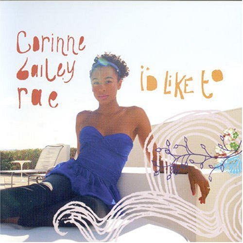 Corinne Bailey Rae No Love Child cover art