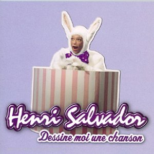 Henri Salvador Oncle Picsou cover art