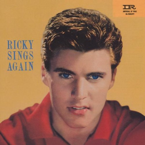 Ricky Nelson Lonesome Town cover art