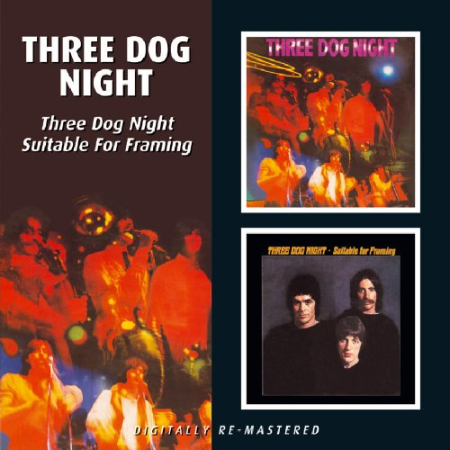 Three Dog Night Eli's Comin' cover art