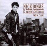 Nick Jonas & The Administration:Stronger (Back On The Ground)